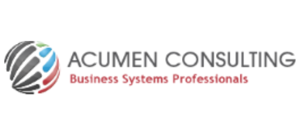 Elysys financial software partner Acumen logo